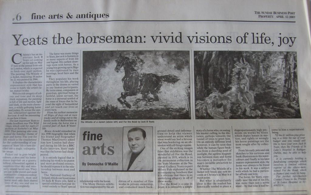 Horsemen Pass By