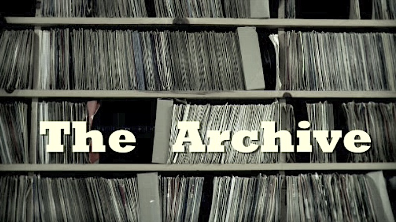 World record in record collecting – The Archive
